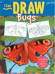 Cover of: I Can Draw Bugs (I Can Draw : No 7)