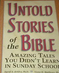 Untold stories of the Bible by David Arthur DeSilva