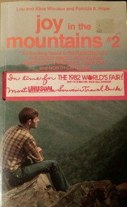 Joy in the mountains #2 by Lou Winokur