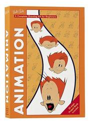 Cover of: Animation project book
