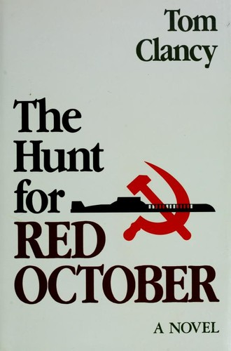 The hunt for Red October (1984 edition) | Open Library