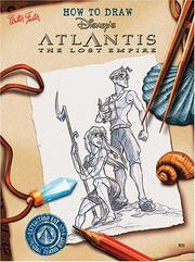Cover of: How to draw Disney's Atlantis, the lost empire