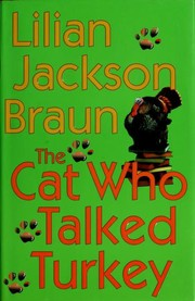 Cover of: The cat who talked turkey