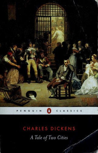 A tale of two cities by Charles Dickens ; edited with an introduction and notes by Richard Maxwell.