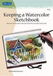 Cover of: Keeping a Watercolor Sketchbook