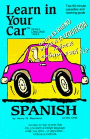 Cover of: Spanish: Level 1
