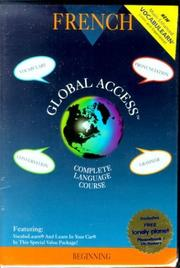Cover of: Global Access: French Beginning