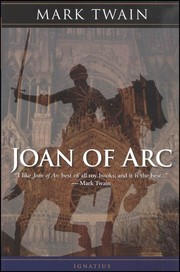 Cover of: Personal recollections of Joan of Arc by Mark Twain