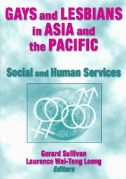 Cover of: Gays and Lesbians in Asia and the Pacific