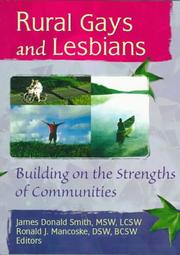 Cover of: Rural Gays and Lesbians |