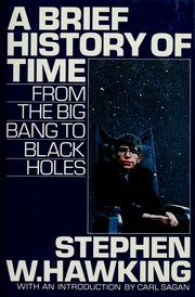 Cover of: A brief history of time | Stephen W. Hawking