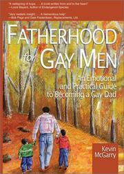 Cover of: Fatherhood for Gay Men