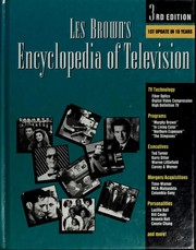 Les Brown's encyclopedia of television.