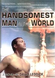 Cover of: The handsomest man in the world