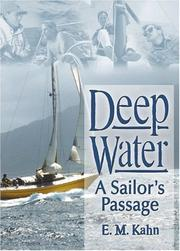 Cover of: Deep Water
