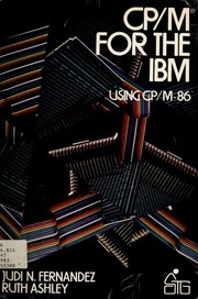 Cover of: CP/M for the IBM by Judi N. Fernandez
