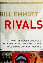 Cover of: Rivals | Bill Emmott
