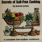 Secrets of salt-free cooking