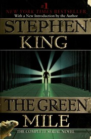 Cover of: The green mile