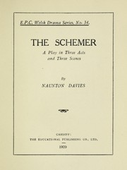 Cover of: The schemer