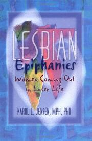 Cover of: Lesbian Epiphanies