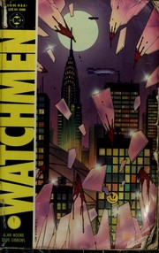 Cover of: Watchmen by Alan Moore