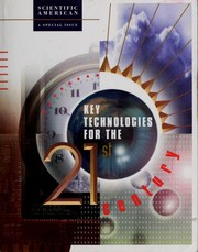 Cover of: Key technologies for the 21st century. |