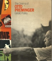 Cover of: The cinema of Otto Preminger. | Gerald Pratley