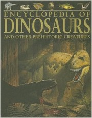 Cover of: Encyclopedia of dinosaurs and other prehistoric creatures