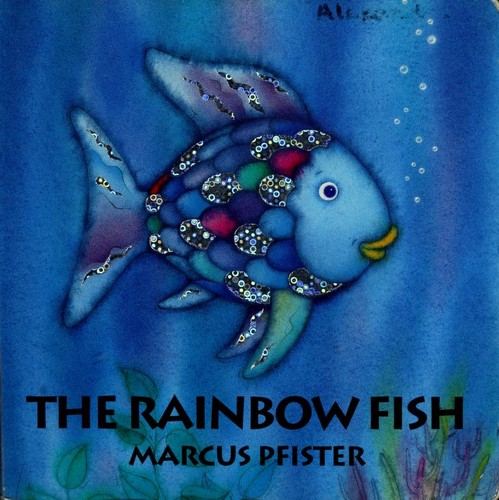 The rainbow fish by J. Alison James
