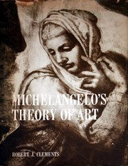 Cover of: Michelangelo's theory of art