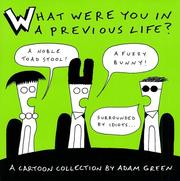 Cover of: What Were You in a Previous Life?