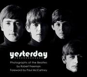 Cover of: Yesterday | Robert Freeman