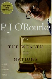Cover of: On The Wealth of Nations | P. J. O'Rourke