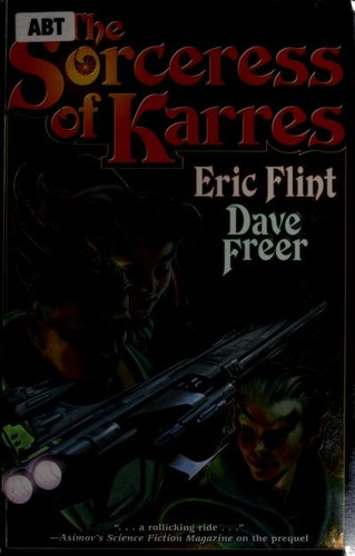 The sorceress of Karres by Eric Flint