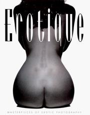 Cover of: Erotique
