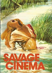 Cover of: Savage Cinema |