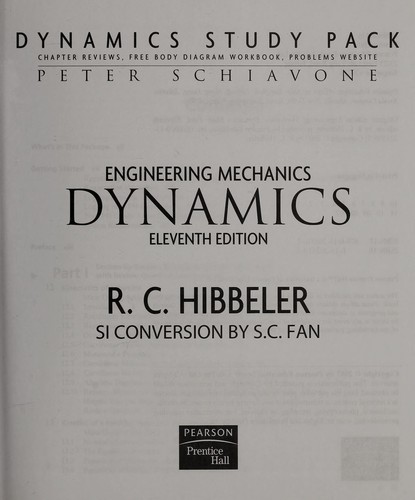 Dynamics Study Pack  2007 Edition