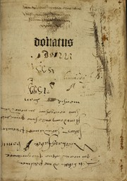Cover of: Partes or[ati]onis quot sunt octo