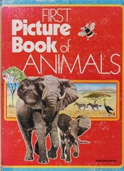 Cover of: First picture book of animals | Lambert, David