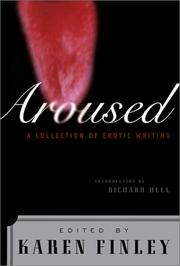 Cover of: Aroused |