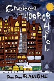 Cover of: Chelsea Horror Hotel | Dee Dee Ramone