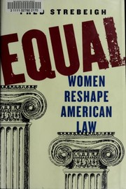 Cover of: Equal | Fred Strebeigh