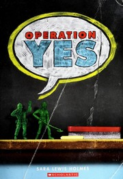 Cover of: Operation Yes | Sara Holmes