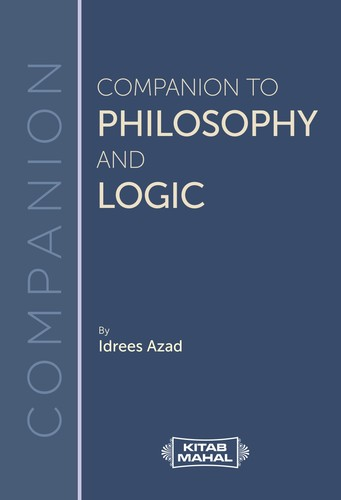 Companion To Philosophy And Logic by