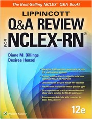 Lippincott Q & A review for NCLEX-RN