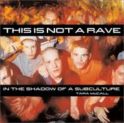 Cover of: This Is Not a Rave