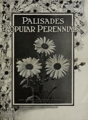 Cover of: Palisades popular perennials | Palisades Nurseries
