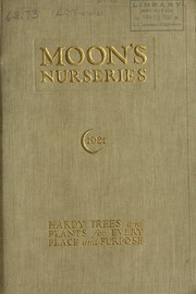 Cover of: Moon