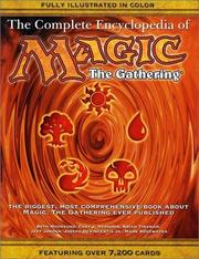 Cover of: The Complete Encyclopedia of Magic